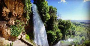 Эдесса – город на воде, город водопадов.