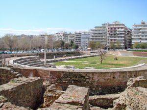 Древний Рынок города Салоники