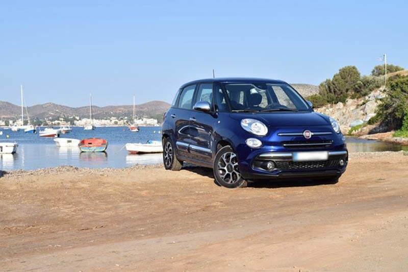 Fiat 500L Automatic - Diesel