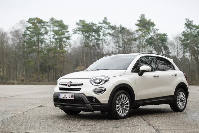 Fiat X Automatic New