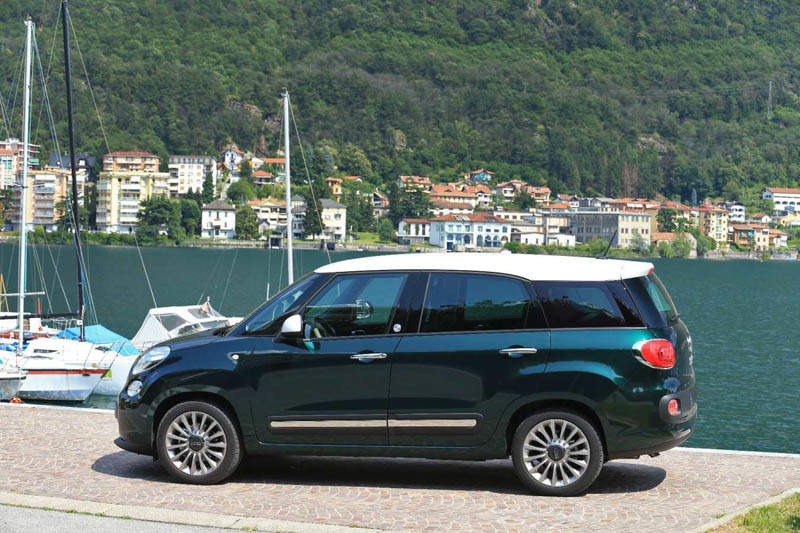 Fiat 500 Living 7Seater Automatic - Diesel