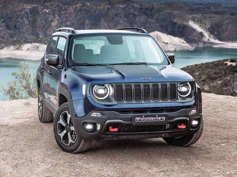 Jeep Renegade Automatic Diesel